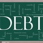 negotiate debt in Iroquois, South Dakota