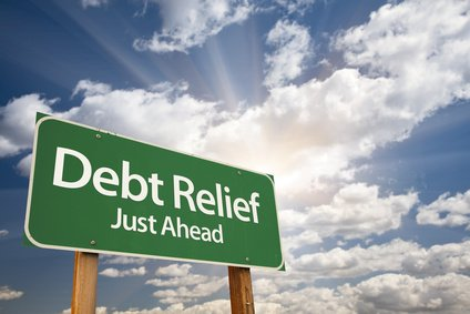 negotiate debt in Paramount, California