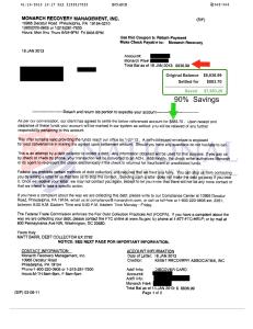 Grosse Pointe, Michigan credit card debt negotiation plan