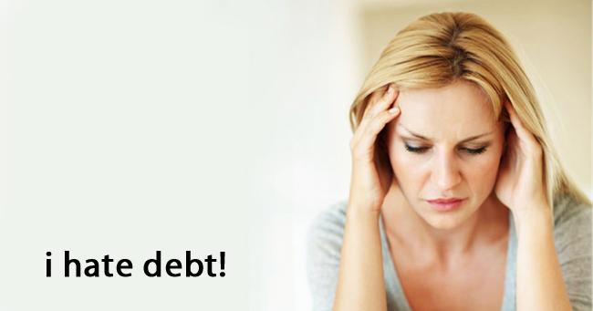 negotiate debt in White Cloud, Michigan